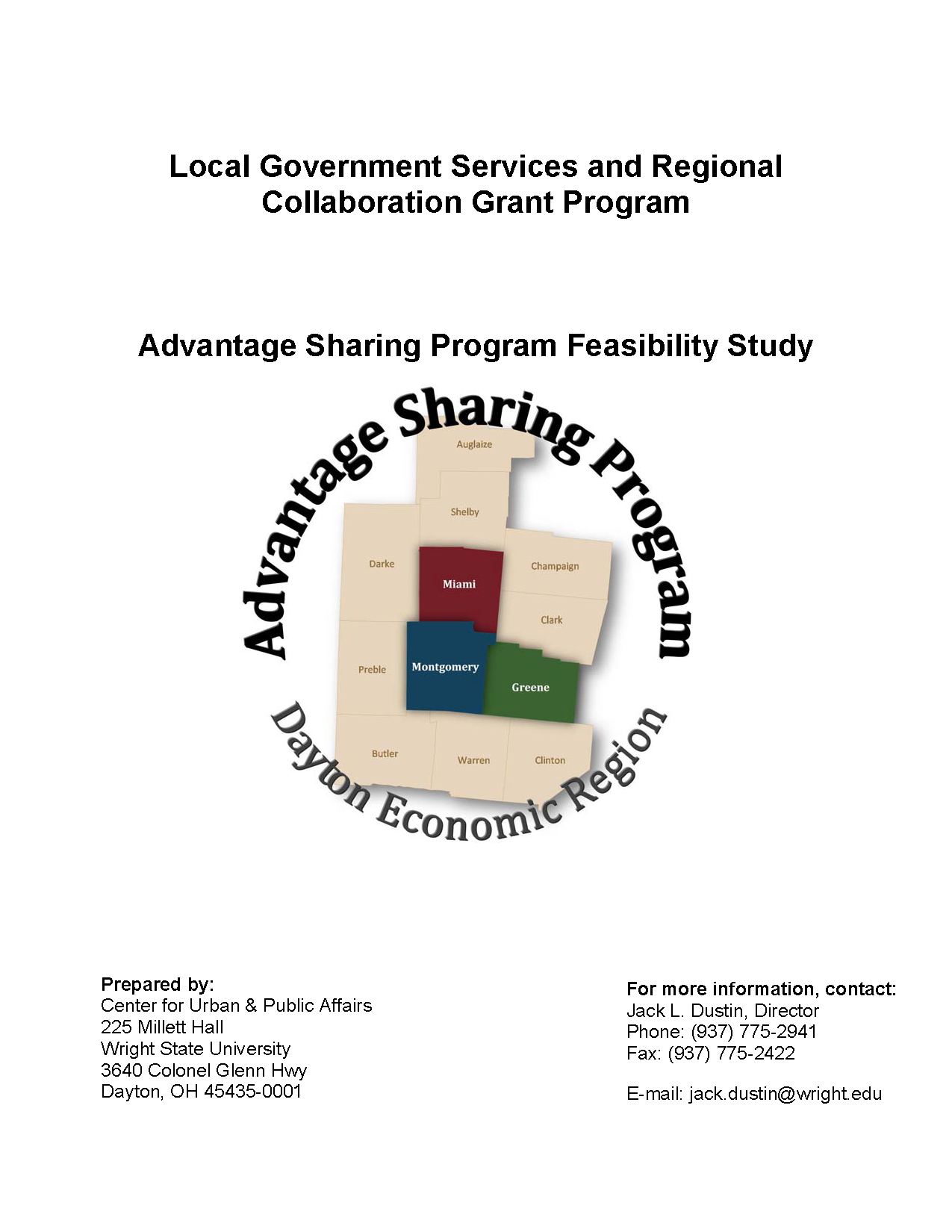 2010 Local Government Services and Regional Collaboration Grant Program Report_COVER.png