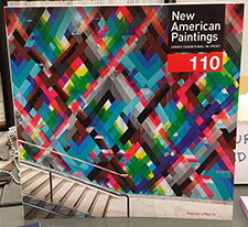 cover of New American Paintings