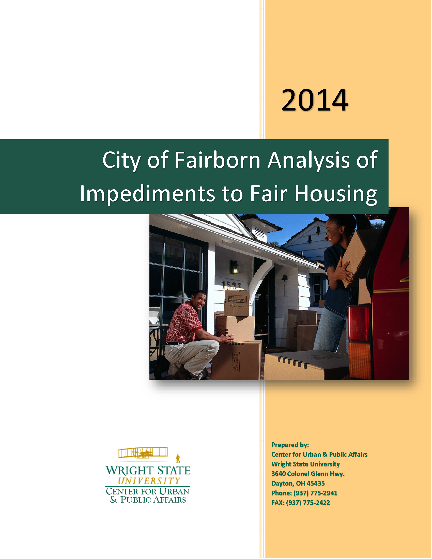 City of Fairborn 2014 Analysis of Impediments to Fair Housing_COVER.png