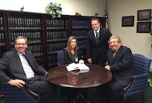 WSU Internship Photo with Judges_2014.jpg