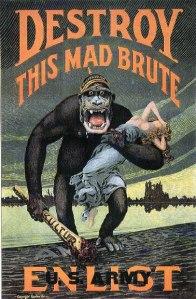 Brute poster