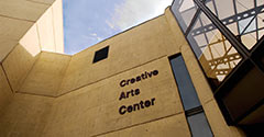 photo of the creative arts center