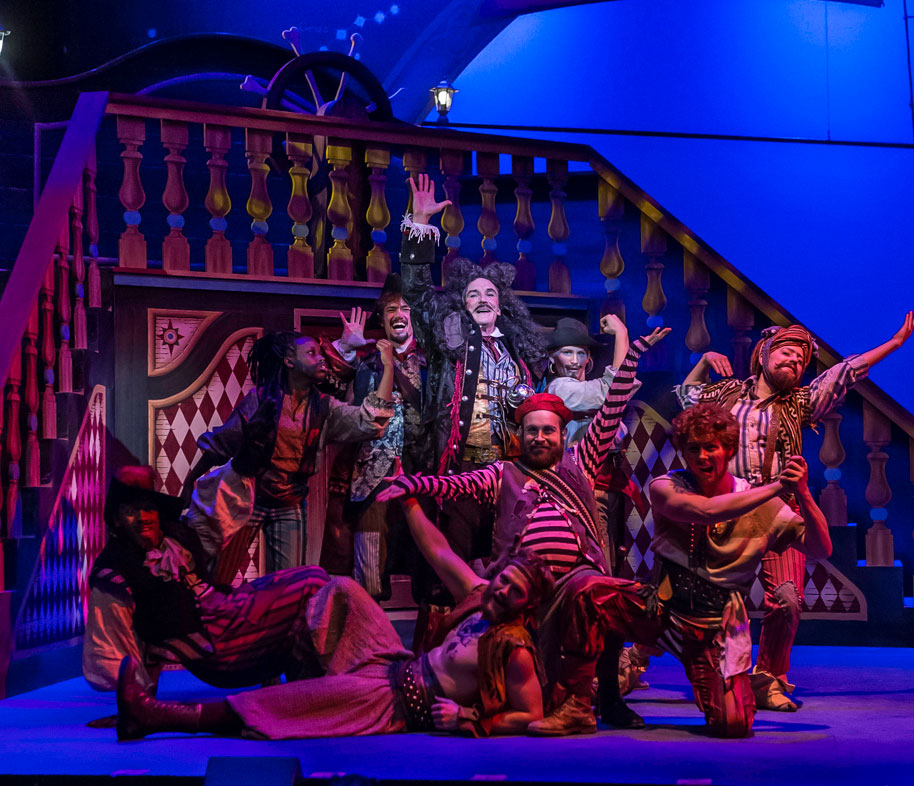 Peter Pan | Department of Theatre, Dance, and Motion ...