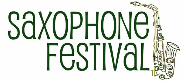 Saxophone Festival logo