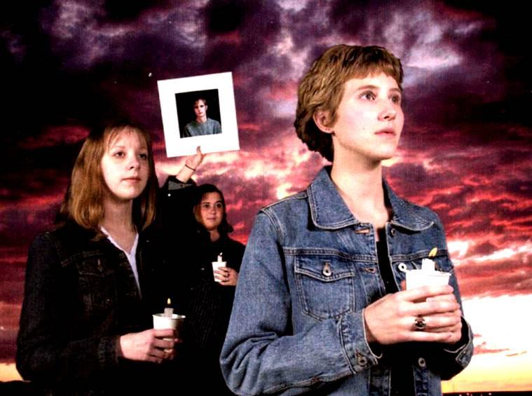 photo from the theatre production the laramie project
