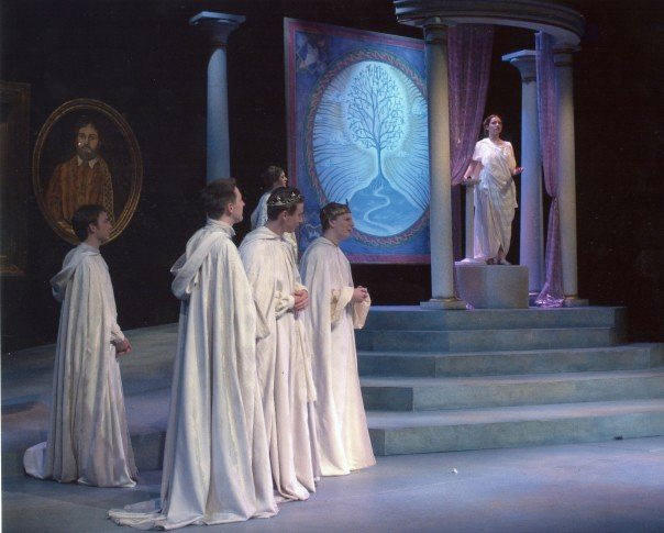 photo from the theatre production the winter's tale