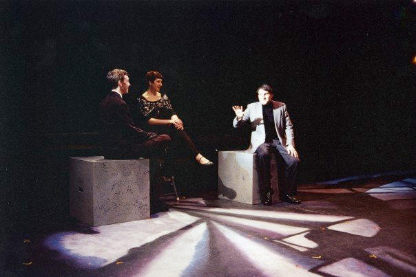 photo from the theatre production merrily we roll along