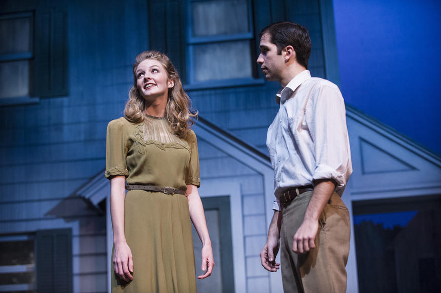 photo from the theatre production all my sons