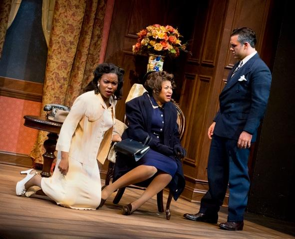 photo from the theatre production harvey