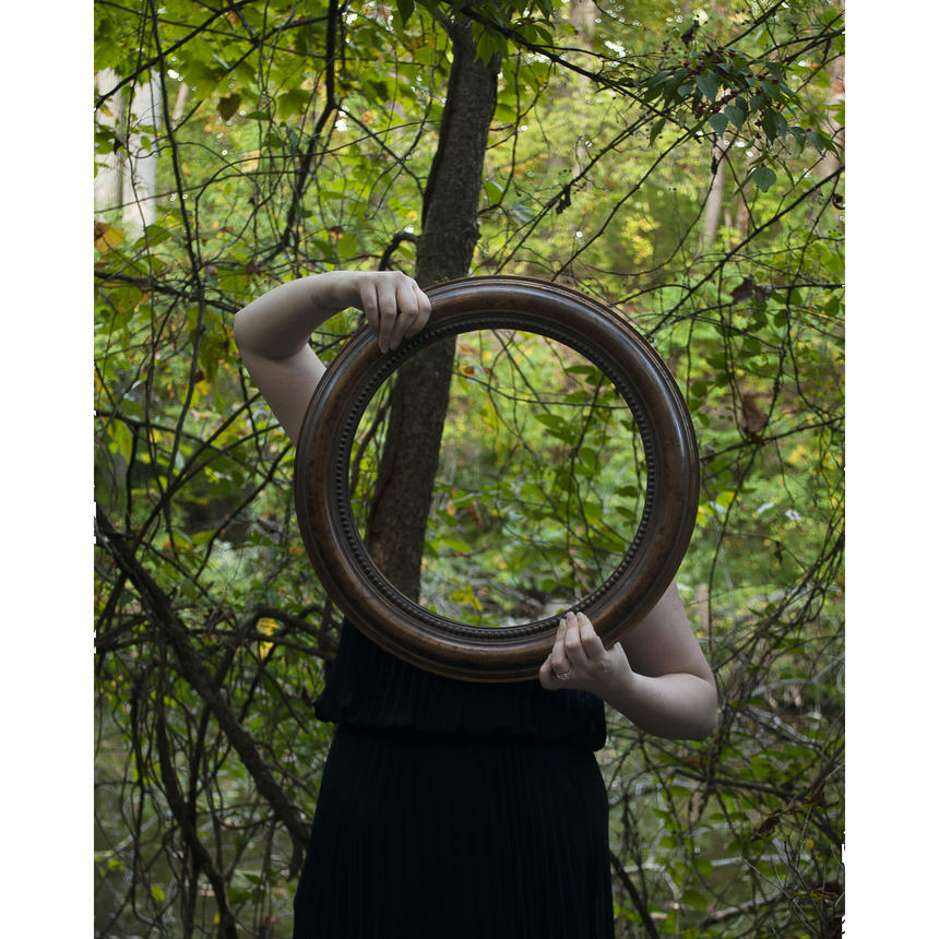 """Nicole Smith, Photography concentration, """"Hollow"""""""