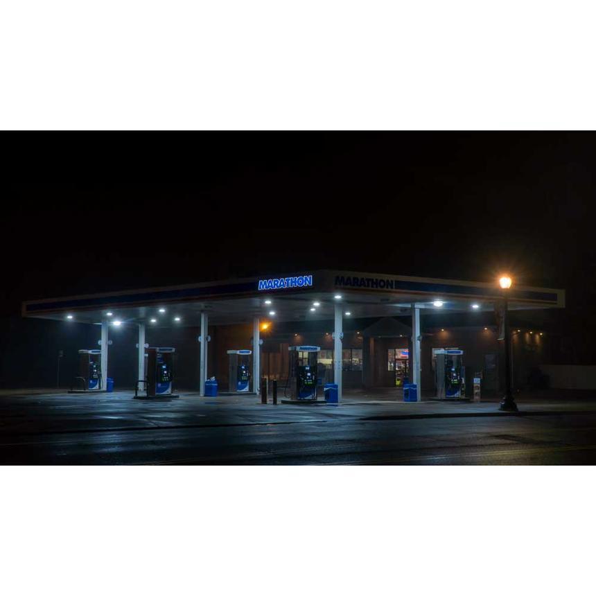 """Nicholas Peyton, """"Gas Station"""""""