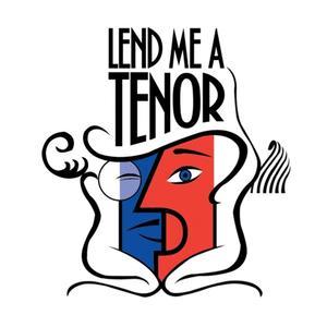 Lend Me a Tenor Logo