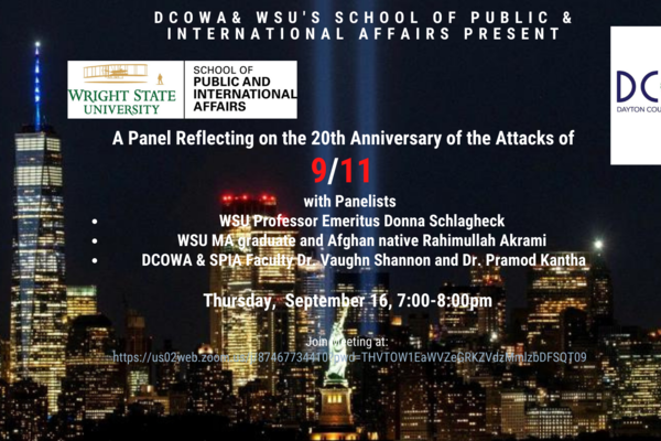 911 Panel Poster