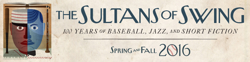 The Sultans of Swing graphic banner